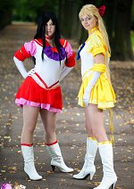 Cosplay-Cover: Eternal Sailor Mars (TLS)