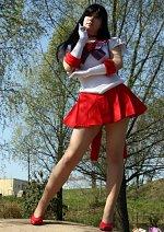 Cosplay-Cover: Super Sailor Mars (TLS)
