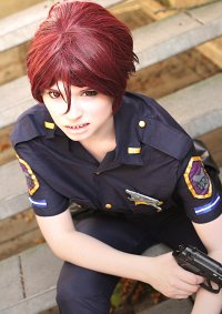 Cosplay-Cover: Rin Matsuoka [Officer]