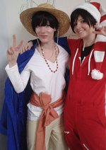 Cosplay-Cover: Ruffy