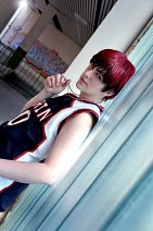 Cosplay-Cover: Taiga Kagami (Seirin Black)