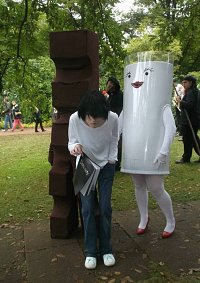 Cosplay-Cover: L.Lawliet