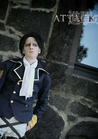 Cosplay-Cover: Levi