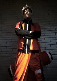 Cosplay-Cover: Naruto Uzumaki (Eremiten Modus)