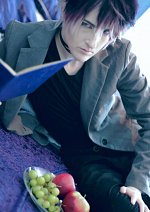 Cosplay-Cover: Ruki Mukami (Casual)