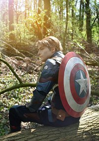 Cosplay-Cover: Captain America