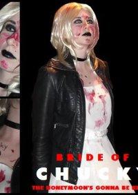 Cosplay-Cover: Tiffany (Bride of Chucky)