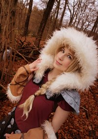 Cosplay-Cover: Astrid Hofferson (HTTYD2)