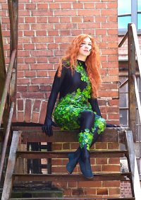 Cosplay-Cover: Poison Ivy (New 52)