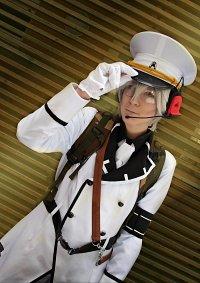 Cosplay-Cover: Fujimoto Takatora [Hoshishiro Uniform]