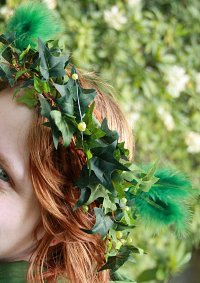 Cosplay-Cover: Der Efeu [Personifikation]