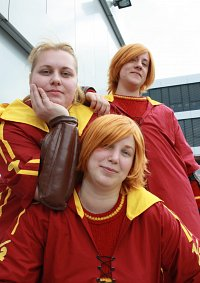 Cosplay-Cover: Fred Weasley [Beater]