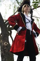 Cosplay-Cover: Arthur Kirkland Pirate (2nd Version)