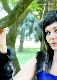 Cosplay-Cover: Blaustern