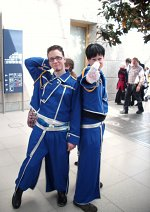 Cosplay-Cover: Roy Mustang ( flame alchemist )