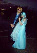 Cosplay-Cover: Corsa ( Abenddress )