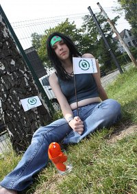 Cosplay-Cover: Hayley D. Smith 「American Dad」
