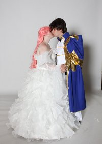 Cosplay-Cover: Suzaku Kururugi ~ Artbook ~