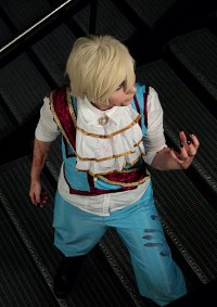 Cosplay-Cover: Prince Charming [Horror]
