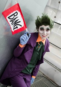 Cosplay-Cover: Joker [Under the Red Hood]