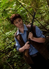 Cosplay-Cover: Owen Grady [Jurassic World]