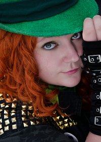Cosplay-Cover: Sparrow Hood [Genderbend]
