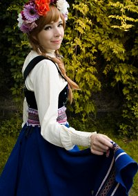 Cosplay-Cover: Anna [Folklore Version]