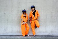 Cosplay-Cover: Yamamoto Takeshi [Orange Jumpsuit]
