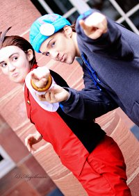 Cosplay-Cover: Phoenix Wright [Hobo Dad]