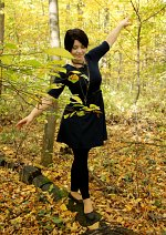 Cosplay-Cover: Alice Cullen (Breaking Dawn)