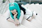Cosplay-Cover: Hatsune Miku - 初音ミク  [Le premier pas]