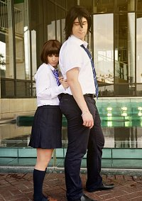 Cosplay-Cover: Tachibana Mei [Anime - Schuluniform]