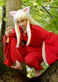 Cosplay-Cover: Inuyasha [Anime - Hanyou]
