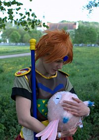Cosplay-Cover: Ark