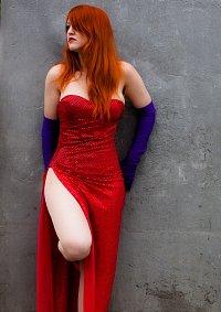 Cosplay-Cover: Jessica Rabbit