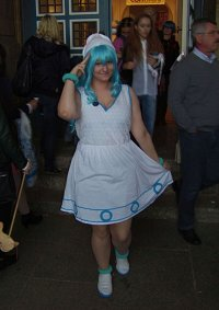 Cosplay-Cover: Squid Girl