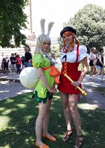 Cosplay-Cover: Nami - whole cake island