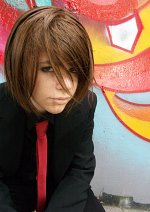 Cosplay-Cover: Light Yagami (Black Version)