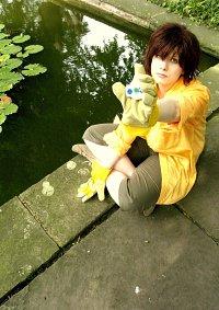 """Cosplay-Cover: Koshiro """"Izzy"""" Izumi"""
