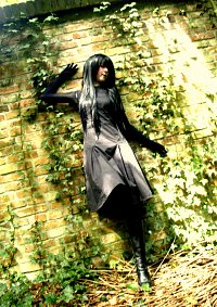 Cosplay-Cover: Farbe Schwarz