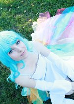 Cosplay-Cover: Lady Rainbow