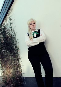 Cosplay-Cover: Lucius Malfoy [MaraudersTime]