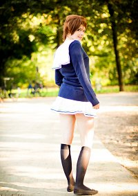 Cosplay-Cover: Aida Riko [Seirin School Uniform]