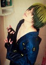 Cosplay-Cover: Amaimon Kimono