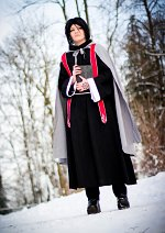 Cosplay-Cover: Sebastian Michaelis Priest