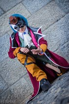 Cosplay-Cover: Berthier
