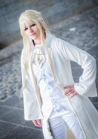 Cosplay-Cover: Rutil - Bühnenoutfit Band 1