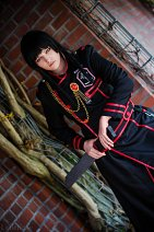 Cosplay-Cover: Yuu Kanda 3. Uniform