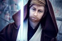Cosplay-Cover: Obi-Wan Kenobi (Episode 3)