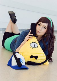 Cosplay-Cover: Mabel Pines  (GrownUpVersion)